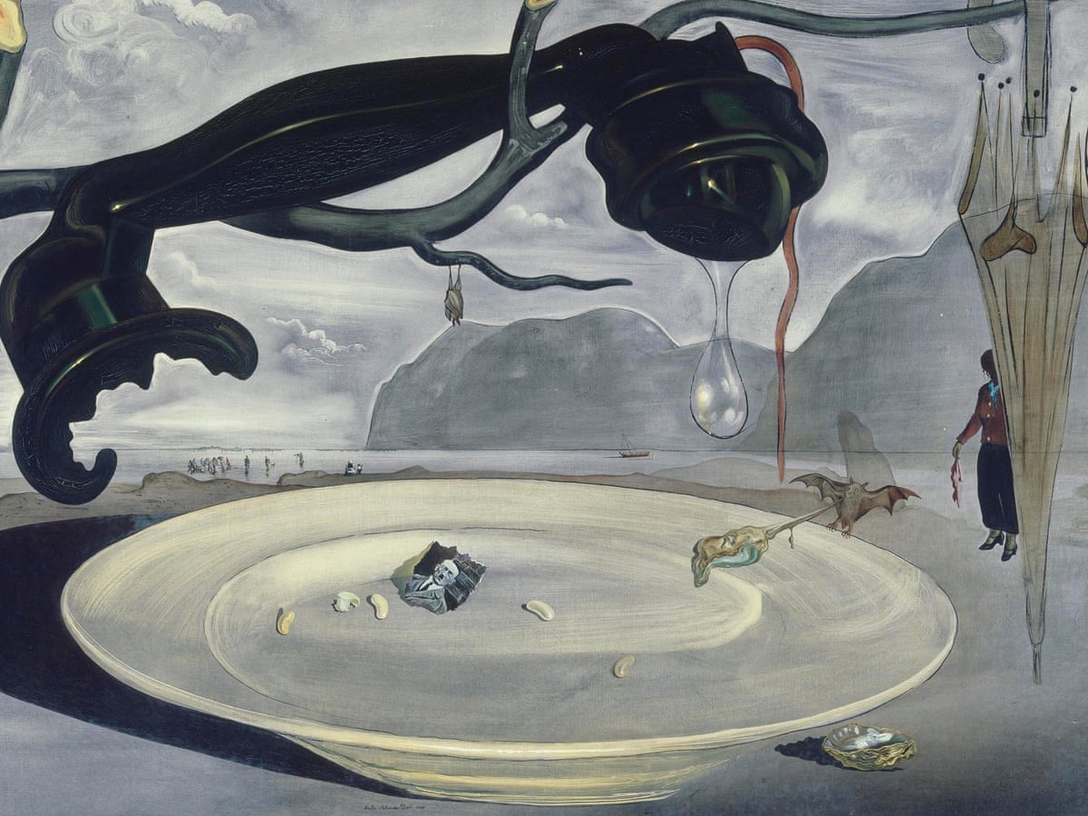Dali S Enigma Picasso S Protest The Most Important Artworks Of The 1930s Art The Guardian