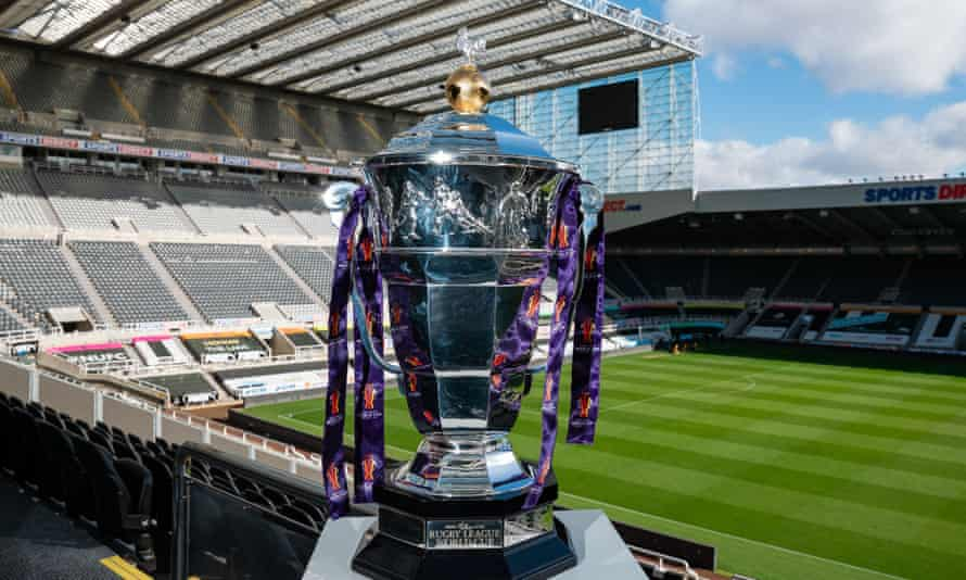 England are due to pay Samoa at St James' Park in the opening game of the Rugby League World Cup and the tournament is likely to get the green light to go ahead as planned on Thursday.