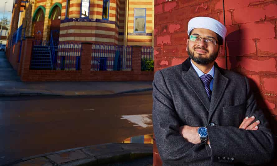 Qari Asim, the chair of the Mosques and Imams National Advisory Board and an imam in Leeds