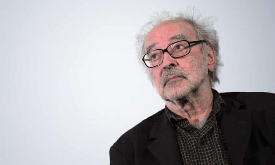 Jean-Luc Godard in 2010.