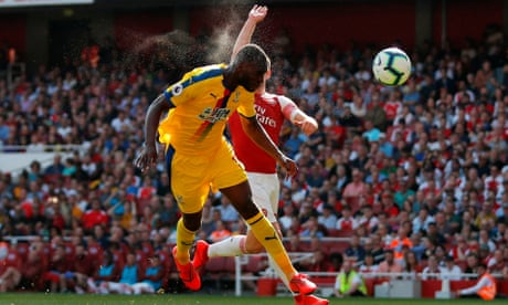 Crystal Palace's victory deals major blow to Arsenal's top-four hopes