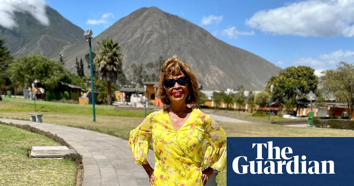 A new start after 60: 'I pitied women who travelled alone – then I tried it and found true joy'