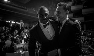 Idris Elba and Tom Hiddleston