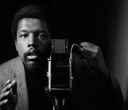 Kwame Brathwaite - Self-portrait, 1964