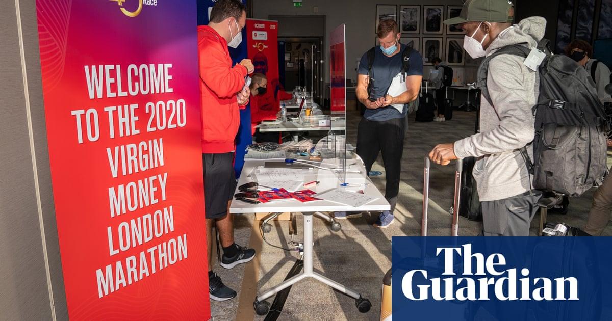 World record times possible at London Marathon if rain stays away