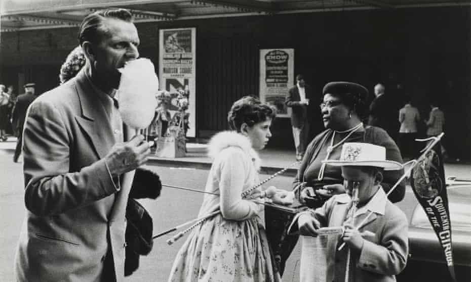 New York, Etats-Unis, 1955.