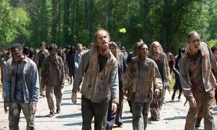 Secrets from The Walking Dead: how to really look like a zombie this Halloween | Life and style | The Guardian