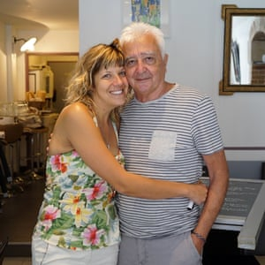 Julie Lafourcade, 32, and Jean-Pierre Nouailles, 71.