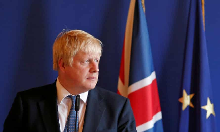 In a recent poll on Brexit, 'most people consciously or unconsciously subscribed to the Boris Johnson doctrine – have your cake and eat it'.