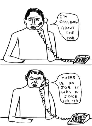 calling about the job