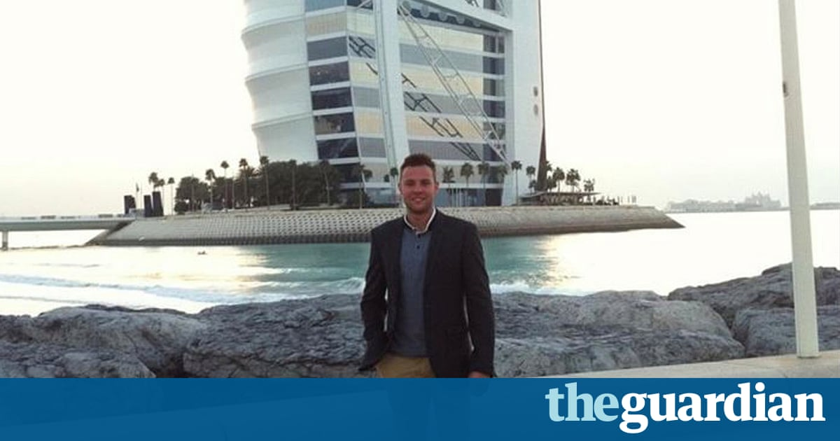Briton facing jail in Dubai for touching man's hip hopes to be home soon