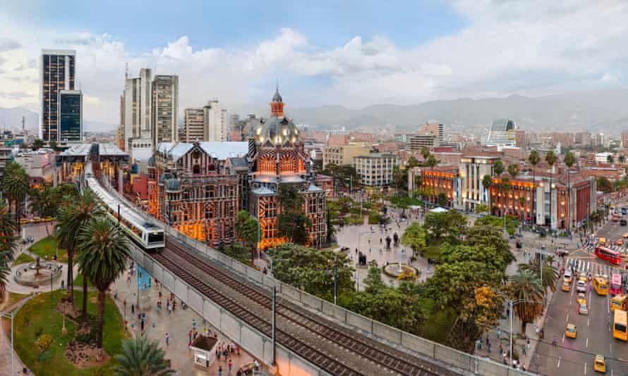 Medellin is Colombia