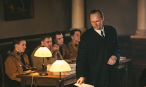 Rytis Saladzius as Hans Litten in Rise of the Nazis.
