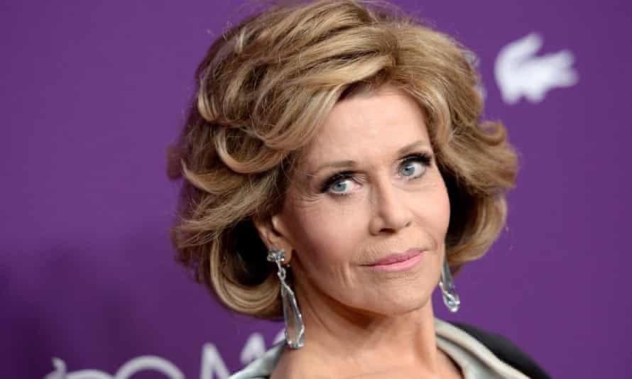 Jane Fonda at the costume designers guild awards, 21 February 2017.