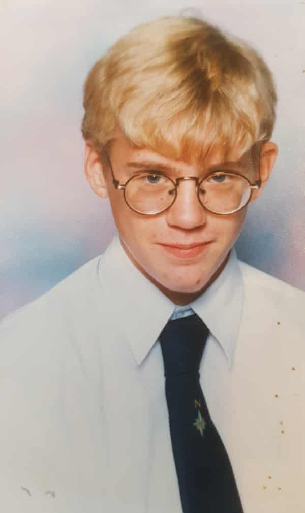 'A school photo is a moment in time that we all have to endure.'