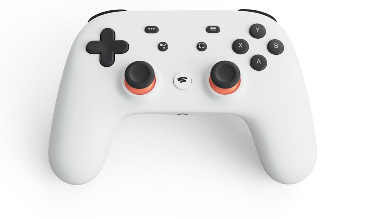 Google Stadia Review The Console Vanishes From Video Gaming Games The Guardian
