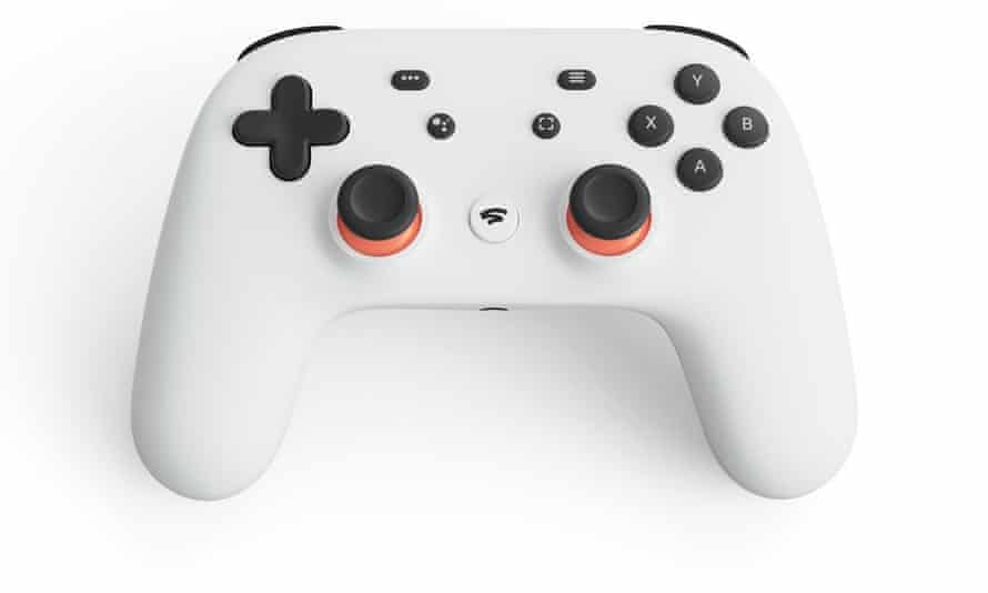 When it comes to hardware, the Stadia is its controller.