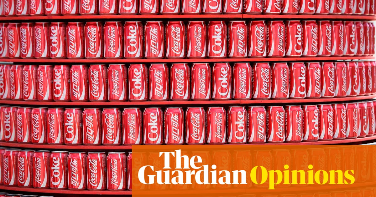 Coca Cola Says Its Drinks Dont Cause Obesity Science Says