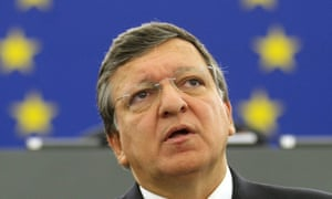 Former European commission president José Manuel Barroso.