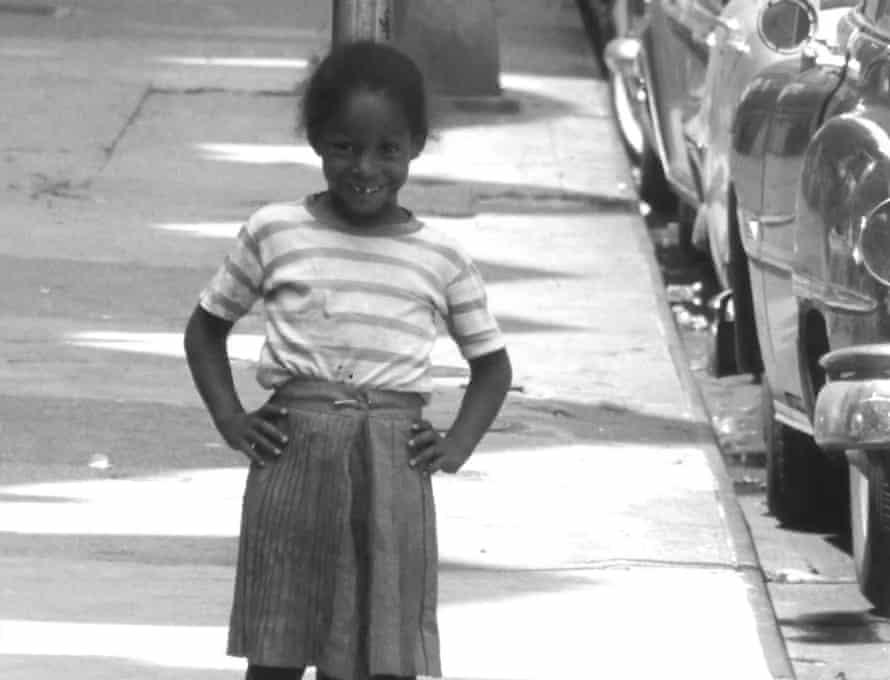 A still from Free Time, filmed circa 1960.