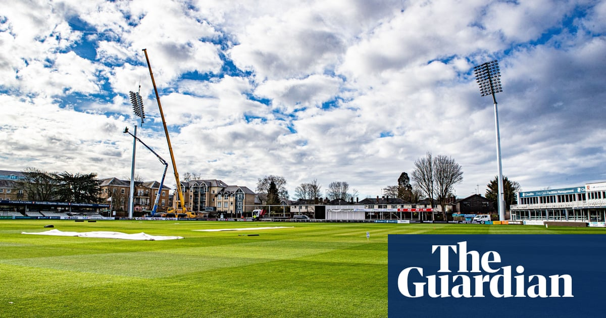 ECB gives green light for county cricket season to begin on 1 August