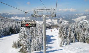 chair lifts at Pamporovo
