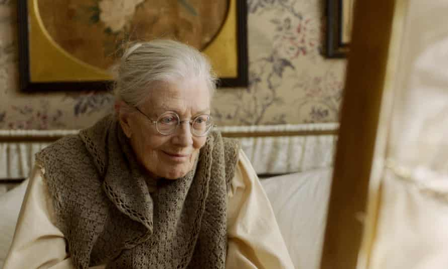 Vanessa Redgrave in Mrs Lowry and Son.