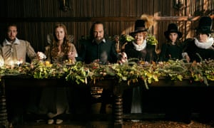 Branagh and Dench (centre) in All Is True