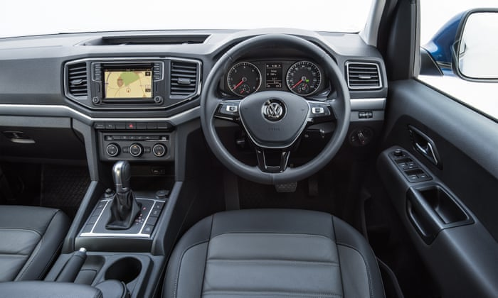VW Amarok Car Review Martin Love Technology The Guardian - 18 creative cars will make definitely look twice