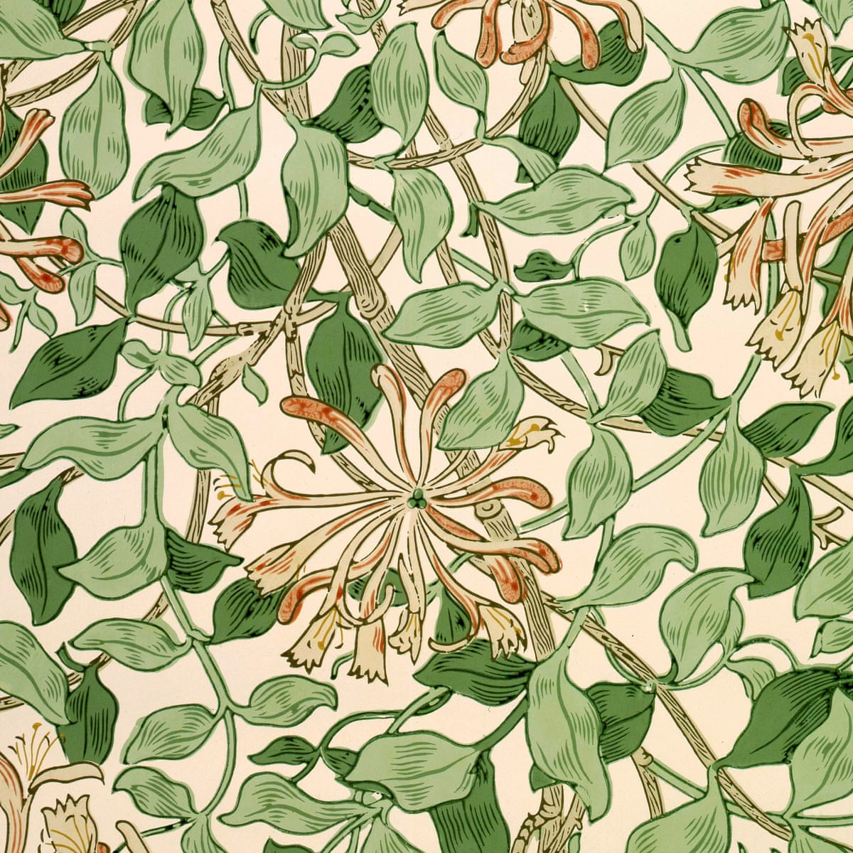 Family Tree The Exquisite Brilliance Of William Morris S Daughter Art And Design The Guardian