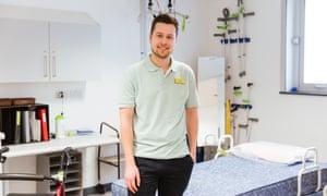 Dan Clay NHS Healthcare Case Study