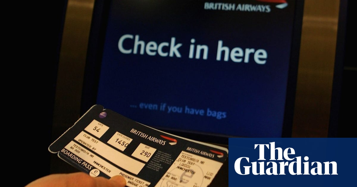 How did hackers manage to lift the details of BA customers