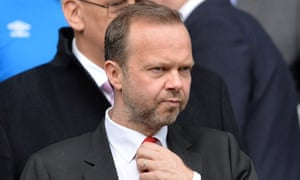 Ed Woodward is not the first Manchester United director to have their property attacked.