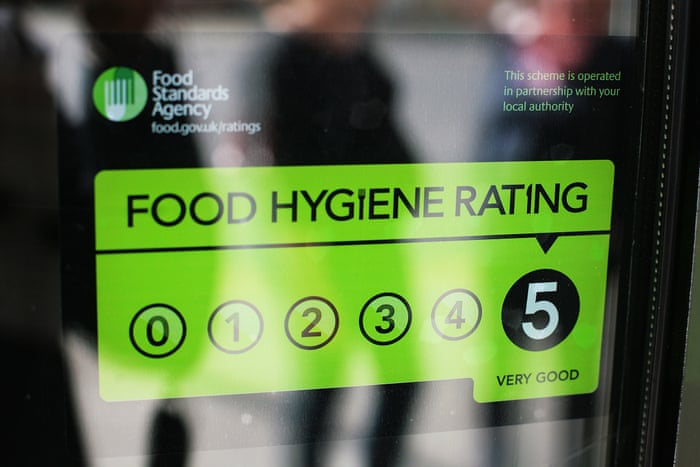 Revealed One In Seven Uk Takeaways Have Failed Food Hygiene