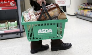 Asda is named worst supermarket in treatment of suppliers