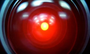 The talking computer HAL 9000 from the film 2001: a Space Odyssey - perhaps the proto chatbot