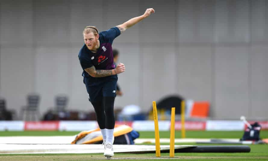 England's Ben Stokes is struggling to regain full fitness for the final Test against West Indies.