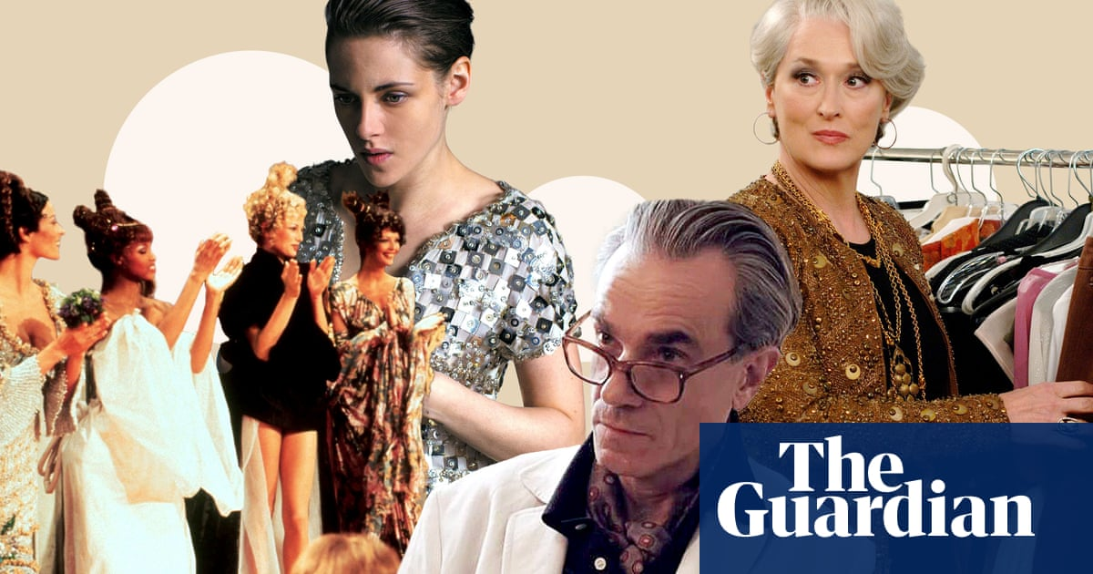 Is the devil really Prada? An uneasy history of fashion as cinema's punchbag