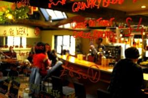 The Alley Café, Nottingham