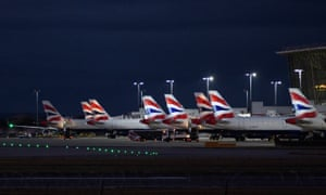In a statement, British Airways said it was impossible for an aircraft door to open in flight.