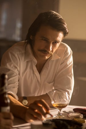 In no way will this end badly … James Franco as Vince sets up a new venture with the mob.