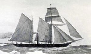 The Thames steamboat sank after it ran aground and froze to the bottom of the Yenisei river.