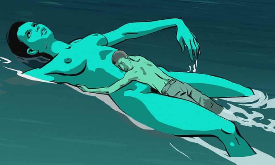 Waltz With Bashir, an animated documentary.