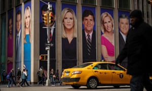 The network also aired four of the top five most-watched shows on cable news in 2019, with its right-wing programs Hannity and Tucker Carlson Tonight each drawing an average of more than three million viewers.