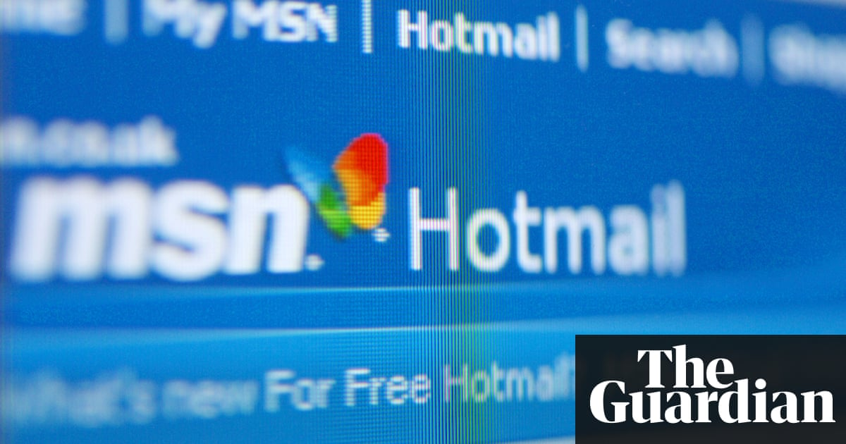 'A sign that you're not keeping up' – the trouble with Hotmail in 2018
