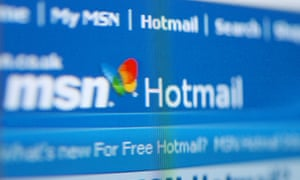 A sign that you're not keeping up' – the trouble with Hotmail in