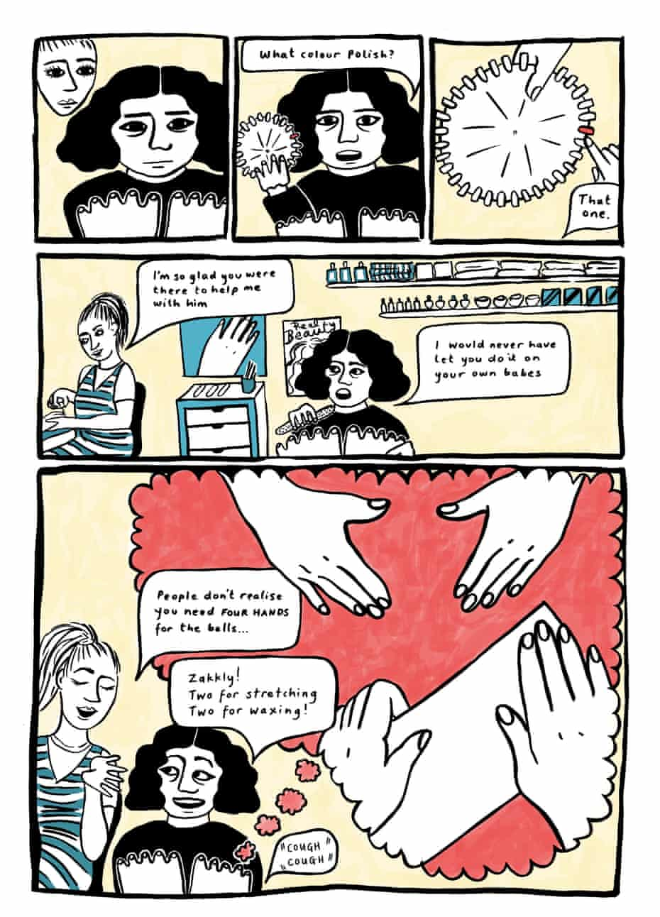 Four Hands by Jessika Green Page 3