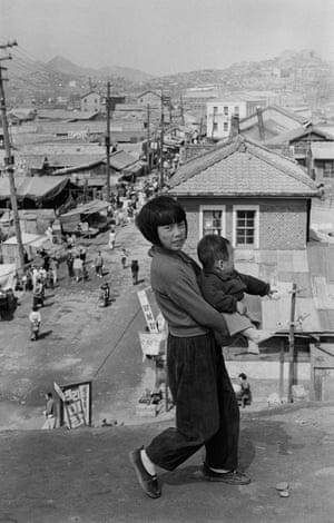 Huam-dong, Seoul, Korea, 1956-63.