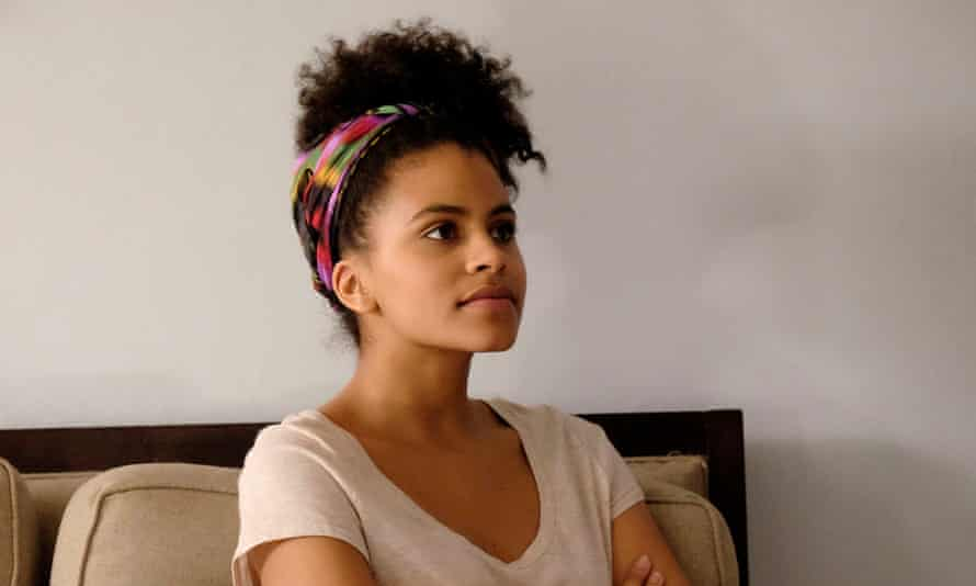 Zazie Beetz as Van