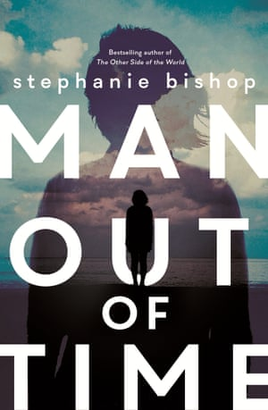 Cover image for Man Out of Time by Stephanie Bishop